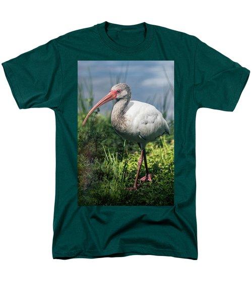 Walk On The Wild Side  Men's T-Shirt  (Regular Fit) by Saija Lehtonen