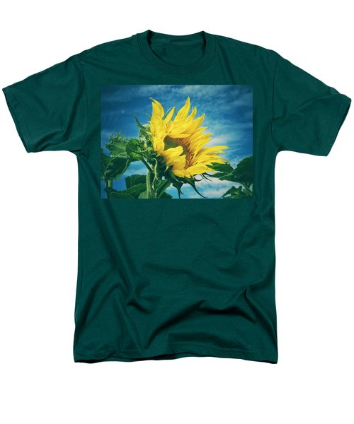 Windblown  Men's T-Shirt  (Regular Fit) by Karen Stahlros