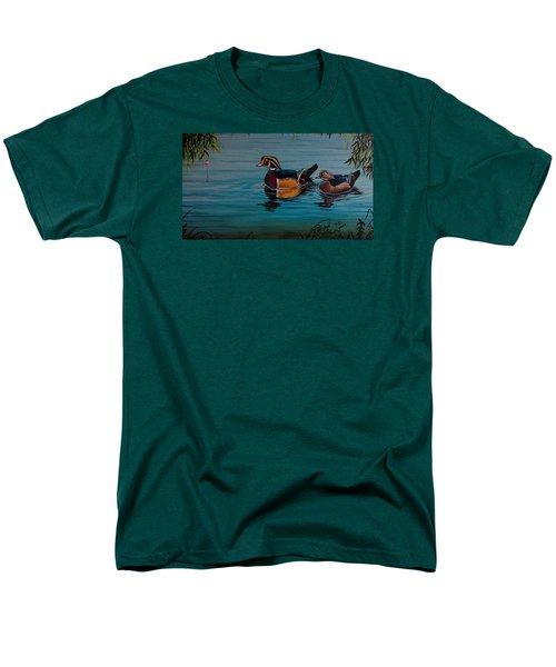 Woodies Men's T-Shirt  (Regular Fit) by Michael Wawrzyniec