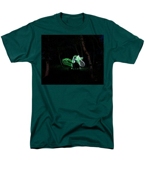 Woodland Fairies Men's T-Shirt  (Regular Fit) by Ellery Russell