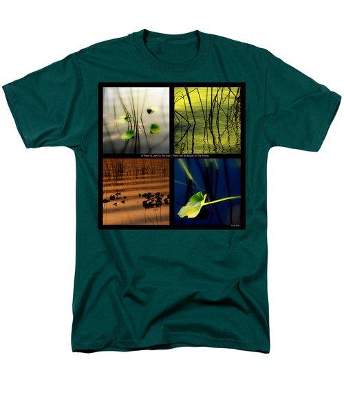 Zen For You Men's T-Shirt  (Regular Fit) by Susanne Van Hulst