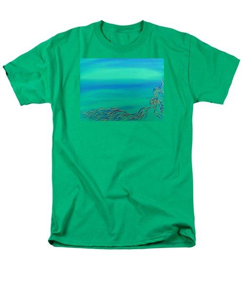 Nerissa Men's T-Shirt  (Regular Fit) by Robert Nickologianis