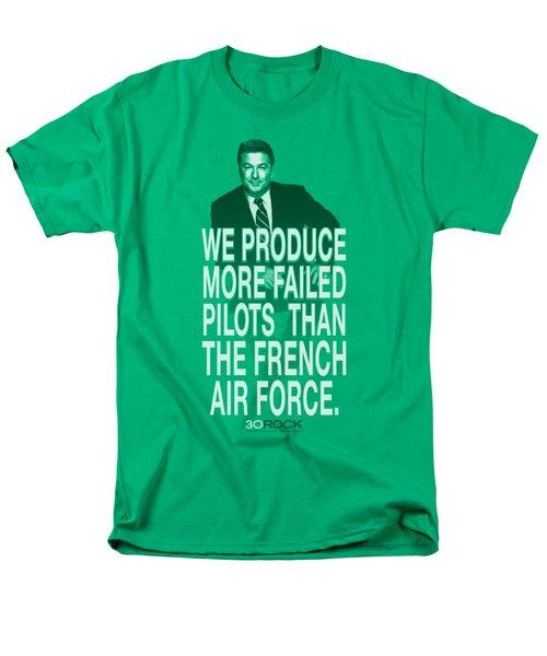 30 Rock - Failed Pilots Men's T-Shirt  (Regular Fit) by Brand A