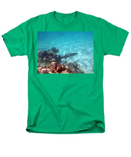Men's T-Shirt  (Regular Fit) featuring the photograph Barracuda by Eti Reid