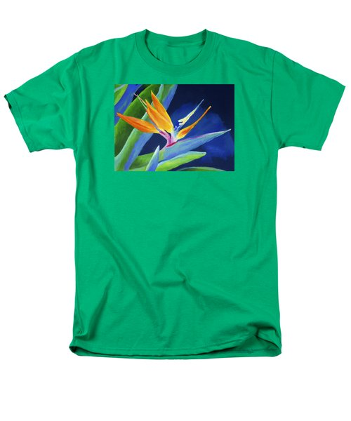 Bird Of Paradise Men's T-Shirt  (Regular Fit) by Stephen Anderson