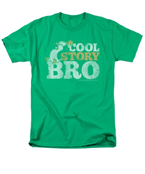 Chilly Willy - Cool Story Men's T-Shirt  (Regular Fit)