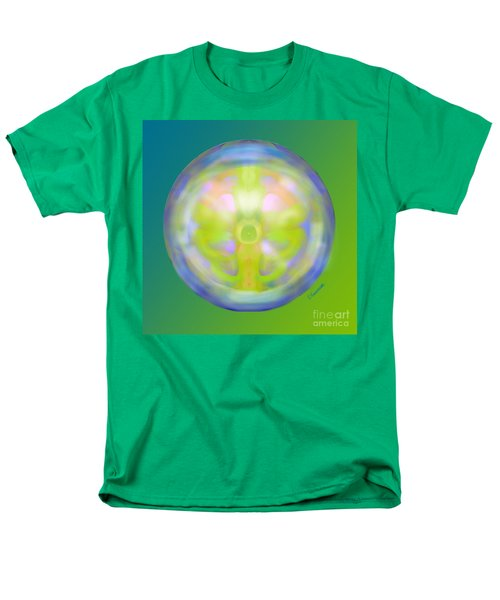 Crystal Ball Men's T-Shirt  (Regular Fit)