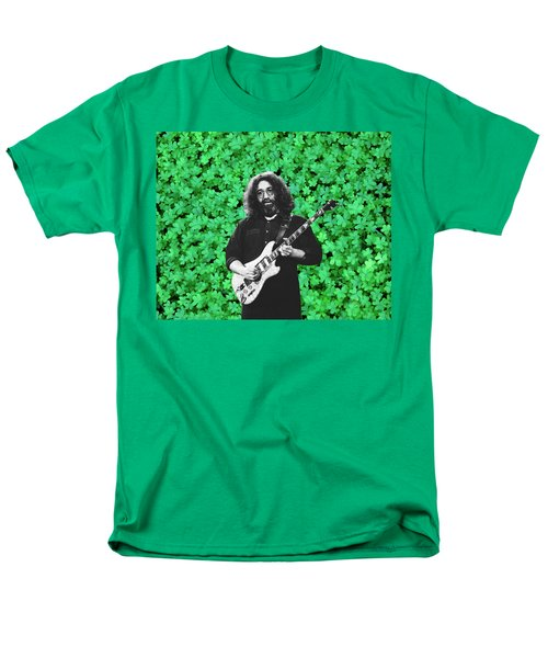 Men's T-Shirt  (Regular Fit) featuring the photograph Jerry Clover 1 by Ben Upham
