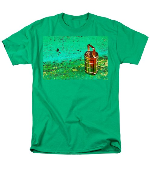 Lunch Box Men's T-Shirt  (Regular Fit) by Prakash Ghai