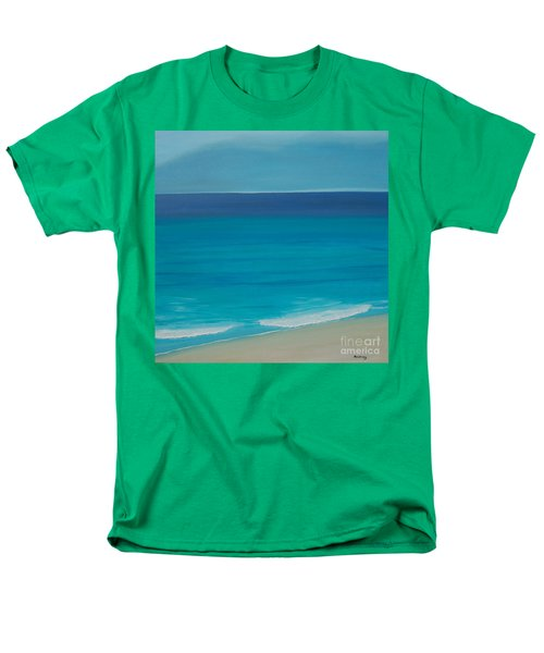 Men's T-Shirt  (Regular Fit) featuring the painting Madagascar by Mini Arora