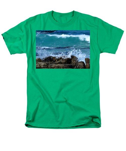 Men's T-Shirt  (Regular Fit) featuring the photograph Monterey-3 by Dean Ferreira