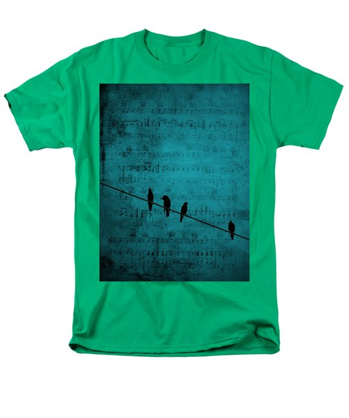Music Soothes The Soul Men's T-Shirt  (Regular Fit) by Andrea Kollo