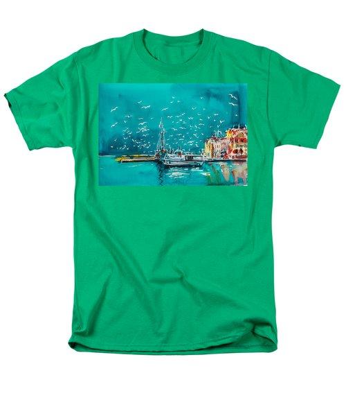 Port Men's T-Shirt  (Regular Fit)