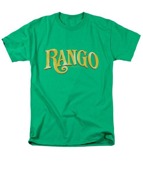 Rango - Logo Men's T-Shirt  (Regular Fit) by Brand A