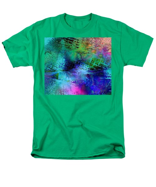 Men's T-Shirt  (Regular Fit) featuring the photograph Of The End by David Pantuso