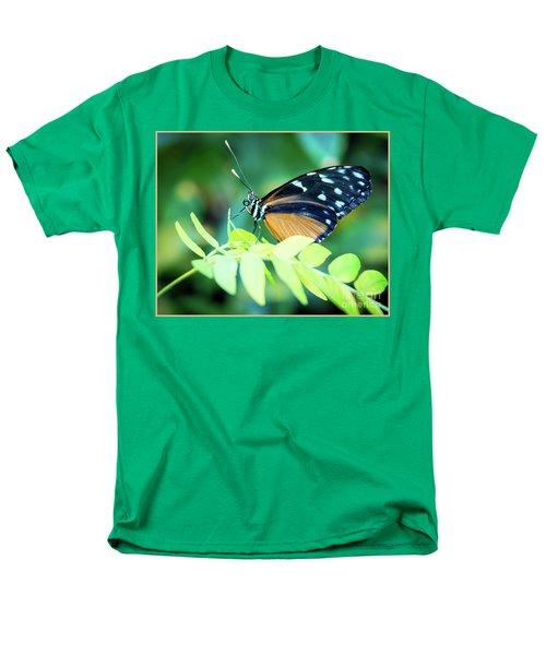 Men's T-Shirt  (Regular Fit) featuring the photograph Pondering by Deborah Klubertanz