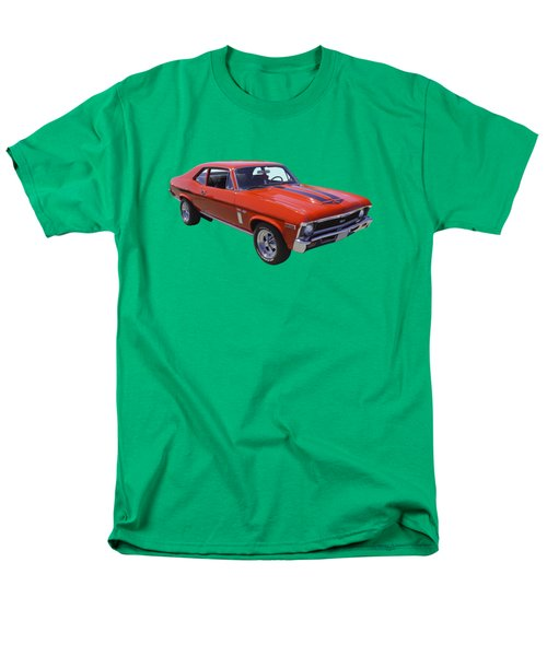 1969 Chevrolet Nova Yenko 427 Muscle Car Men's T-Shirt  (Regular Fit) by Keith Webber Jr