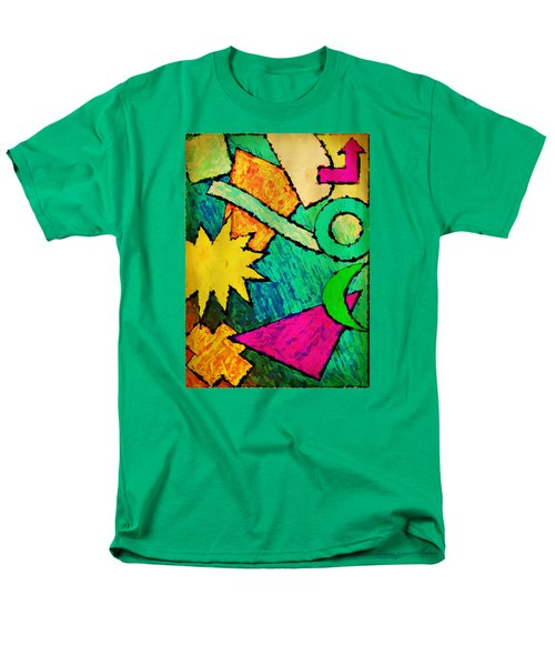 Funky Fanfare Men's T-Shirt  (Regular Fit) by Kyle West