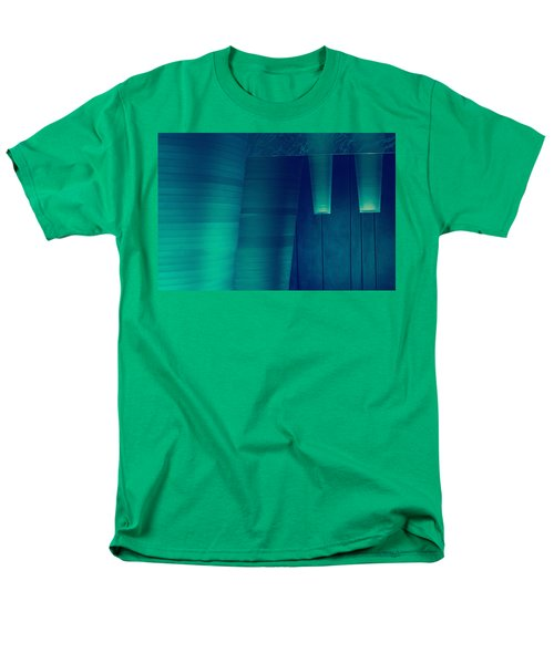 Acoustic Wall Men's T-Shirt  (Regular Fit) by Bobby Villapando