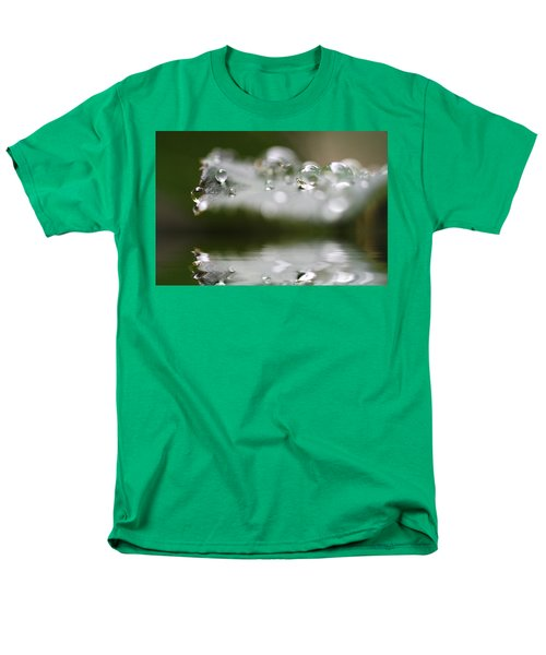 Afternoon Raindrops Men's T-Shirt  (Regular Fit) by Kym Clarke