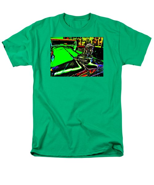 Bahre Car Show II 24 Men's T-Shirt  (Regular Fit) by George Ramos