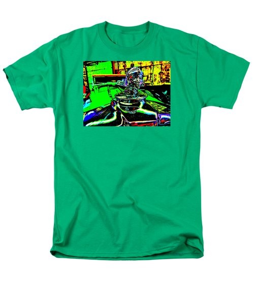 Bahre Car Show II 25 Men's T-Shirt  (Regular Fit) by George Ramos