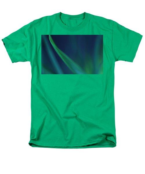 Blade Of Grass  Men's T-Shirt  (Regular Fit) by Debbie Oppermann