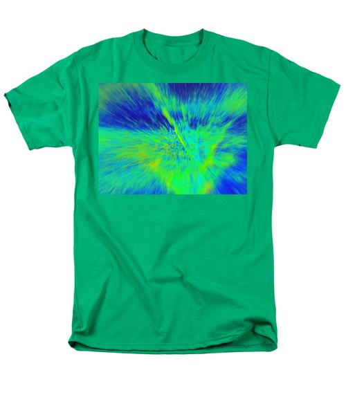 Bursting Men's T-Shirt  (Regular Fit) by Betty-Anne McDonald