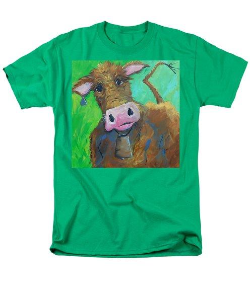 Chocolate Milk Men's T-Shirt  (Regular Fit) by Terri Einer