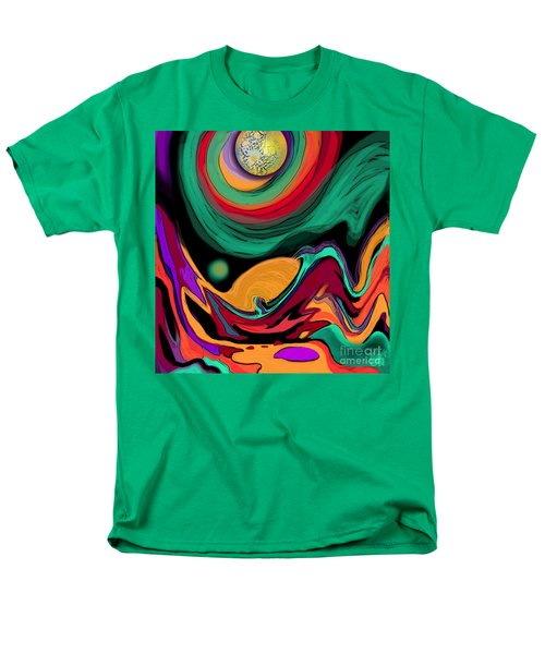Comet II Men's T-Shirt  (Regular Fit) by Carol Jacobs