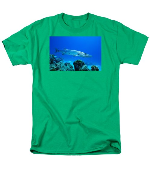 Men's T-Shirt  (Regular Fit) featuring the photograph Shimmer  by Aaron Whittemore