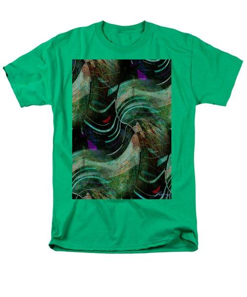 Fallen Angle Men's T-Shirt  (Regular Fit) by Sheila Mcdonald