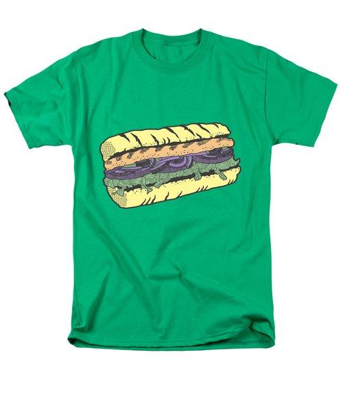 Food Masquerade Men's T-Shirt  (Regular Fit)