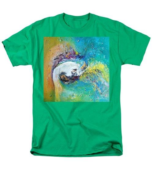 Harmony Men's T-Shirt  (Regular Fit) by Sanjay Punekar