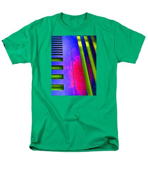 Hit And Miss - 1 Men's T-Shirt  (Regular Fit) by Robert J Sadler