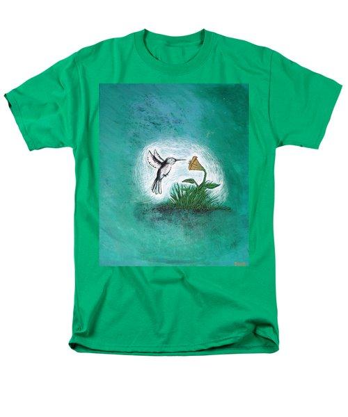 Hummingbird Men's T-Shirt  (Regular Fit) by Antonio Romero