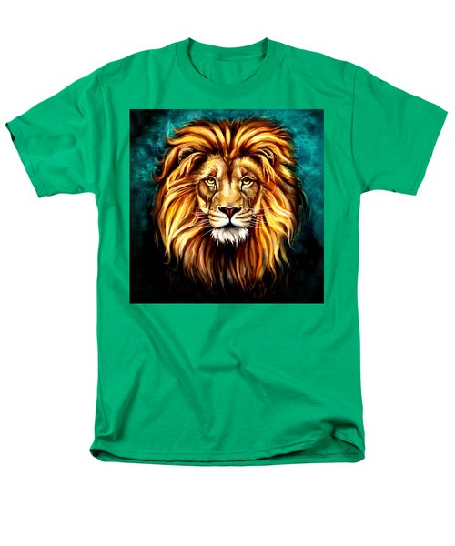 Men's T-Shirt  (Regular Fit) featuring the digital art In Honor Of Cecil by Karen Showell