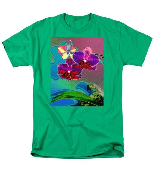 Men's T-Shirt  (Regular Fit) featuring the photograph Just Open 2 by M Diane Bonaparte