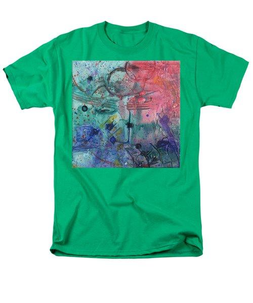 Lost Paradise Men's T-Shirt  (Regular Fit)