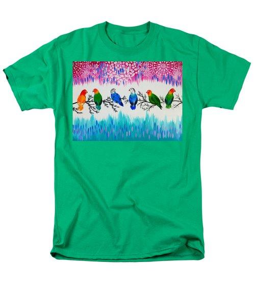 Nature's Jewels Men's T-Shirt  (Regular Fit)