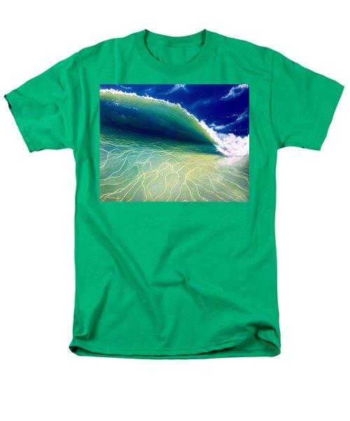 Reflections Men's T-Shirt  (Regular Fit) by Dawn Harrell
