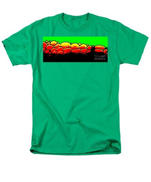 Rock Wall Men's T-Shirt  (Regular Fit) by Tim Townsend