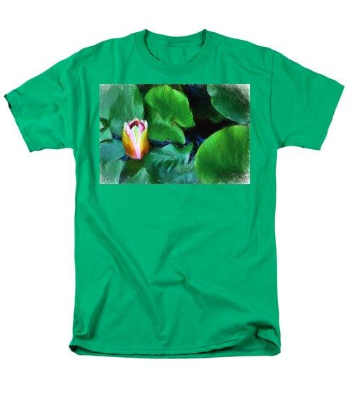 Rough Water Men's T-Shirt  (Regular Fit) by Terry Cork