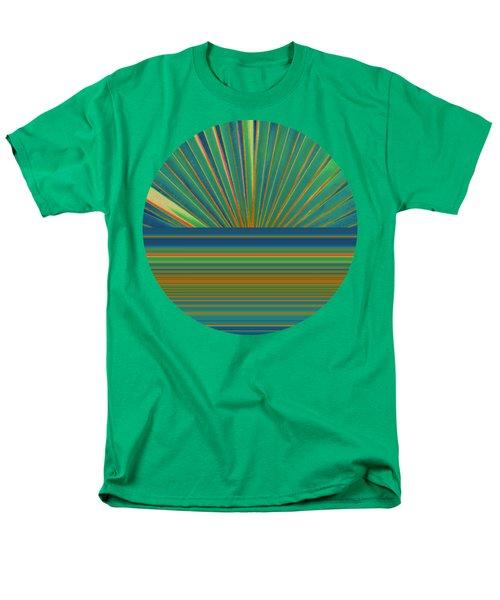 Sunburst Men's T-Shirt  (Regular Fit) by Michelle Calkins