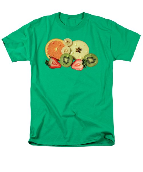Wet Fruit Men's T-Shirt  (Regular Fit) by Shane Bechler