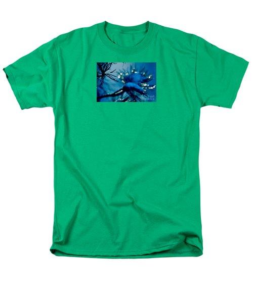 Men's T-Shirt  (Regular Fit) featuring the photograph Winter Magic by Susanne Van Hulst