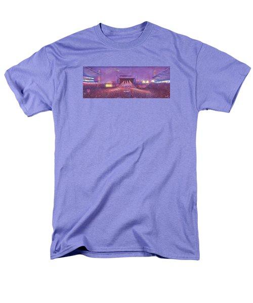 Phish At Dicks Men's T-Shirt  (Regular Fit) by David Sockrider