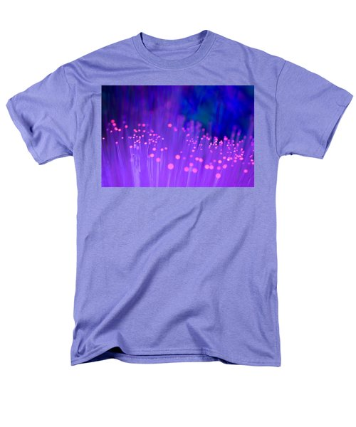 Men's T-Shirt  (Regular Fit) featuring the photograph Electric Ladyland by Dazzle Zazz