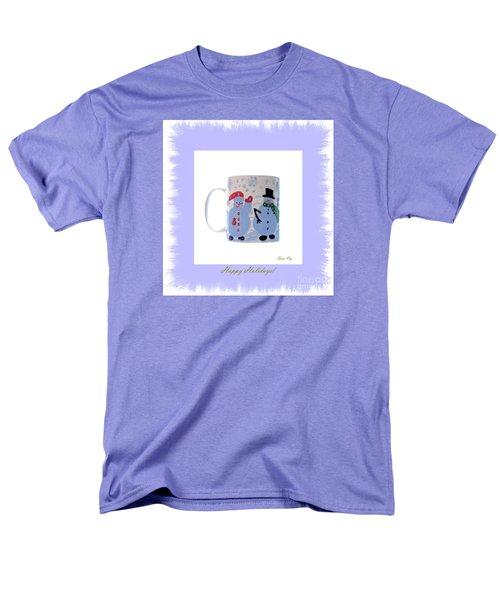 Happy Holidays. Men's T-Shirt  (Regular Fit)