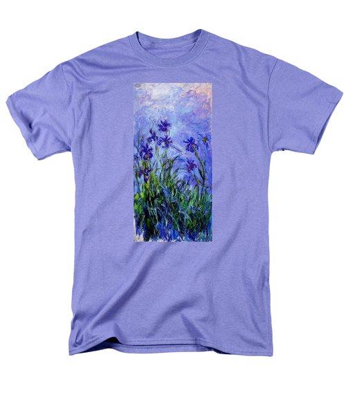 Irises Men's T-Shirt  (Regular Fit) by Celestial Images